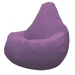Кресло-мешок Груша Фиолетовый (Дюспо)