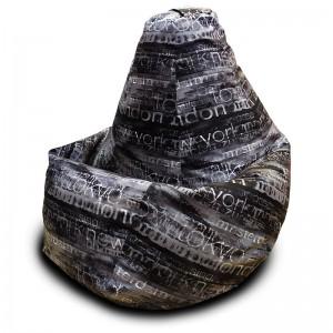 Кресло-мешок груша Токио (Велюр)