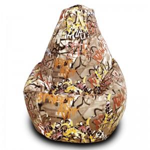 Кресло-мешок груша Нью Сити (Велюр)