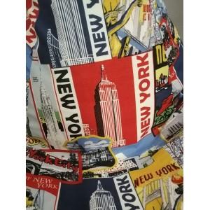 Кресло-мешок Груша Нью-Йорк ( Жаккард )