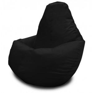 Кресло-мешок Груша Чёрный (Оксфорд)