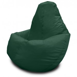 Кресло-мешок Груша Изумрудная (Оксфорд)