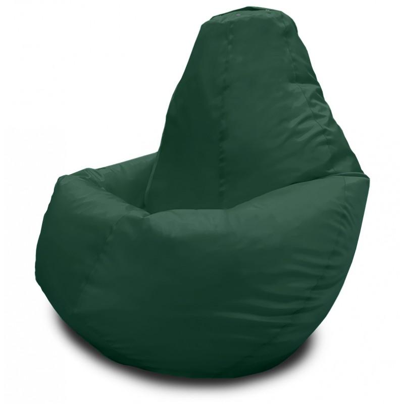 Кресло-мешок Груша Тёмно-Зелёный (Оксфорд)