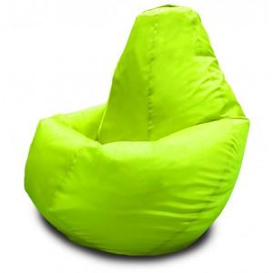 Кресло-мешок Груша Лимонный (Оксфорд)