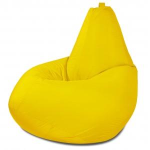 Кресло-мешок Груша Желтый (Дюспо)