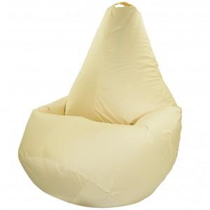 Кресло-мешок Груша Бежевый (Дюспо)