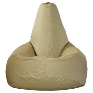 Кресло-мешок Груша Капучино (Дюспо)