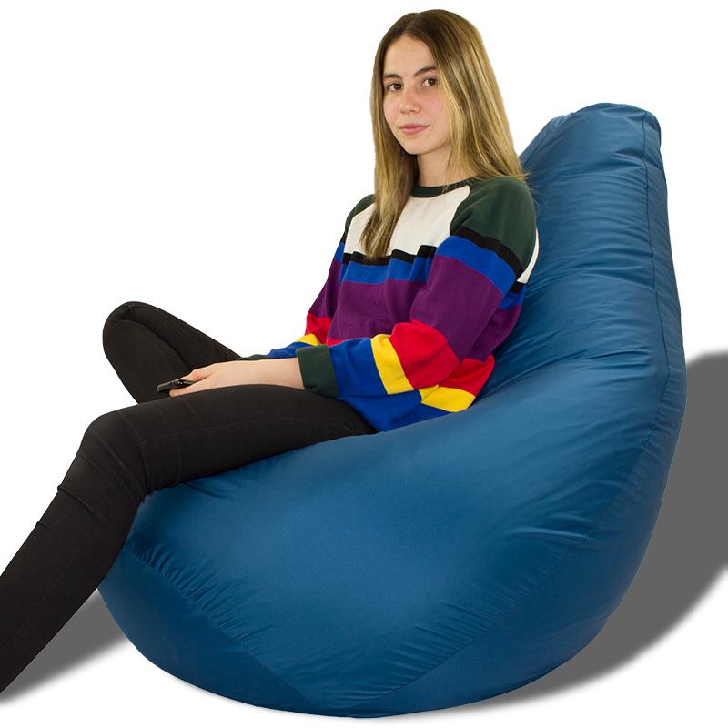 Кресло-мешок Груша Изумрудная (Дюспо)