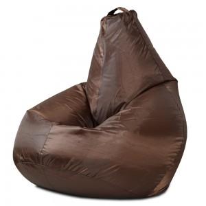 Кресло-мешок Груша Шоколадный (Оксфорд)