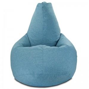 Кресло-мешок груша Небесная (Рогожка)