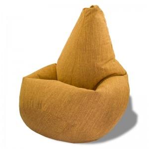 Кресло-мешок груша Рыжая (Рогожка)