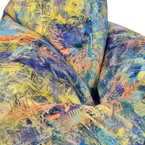 Кресло-мешок груша Old School (Велюр)