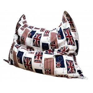 Подушка Relax Флаг ( Жаккард )