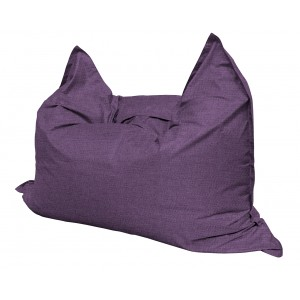 Подушка Relax (Рогожка) Тёмно-фиолетовый