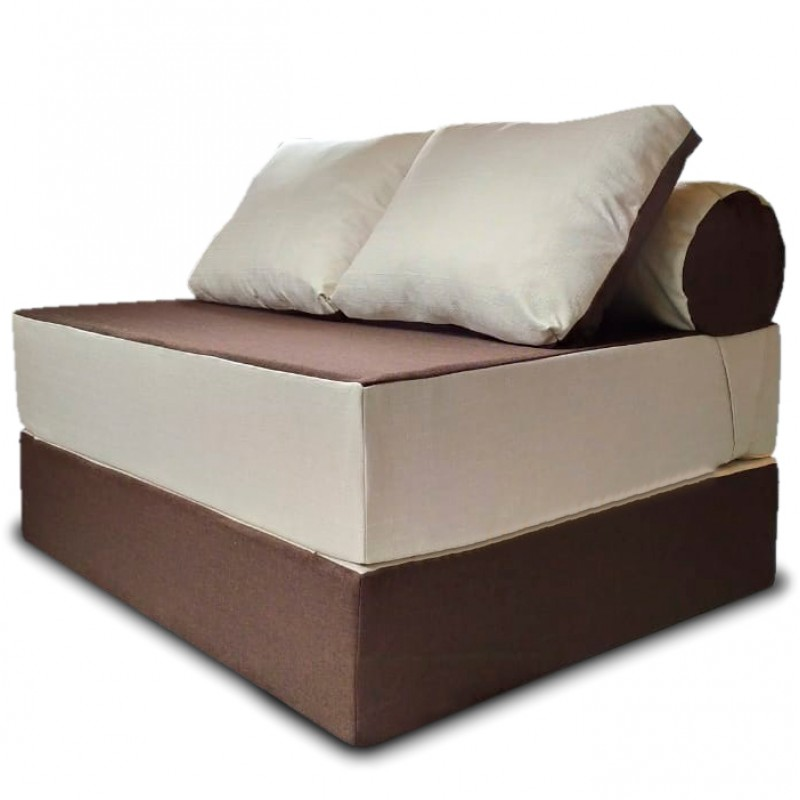 Диван Sofa Roll Long  Long Рогожка