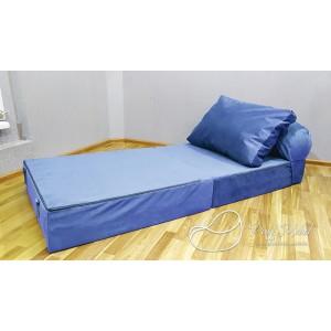 Диван-трансформер Sofa Roll Морская волна