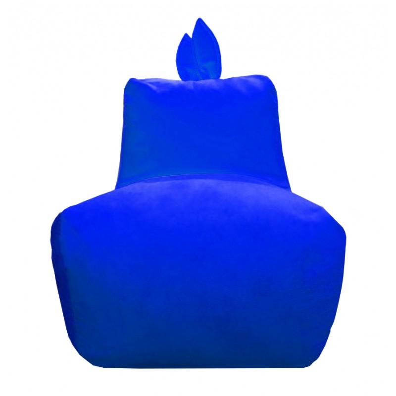 Кресло-мешок Заяц Синий (Велюр)