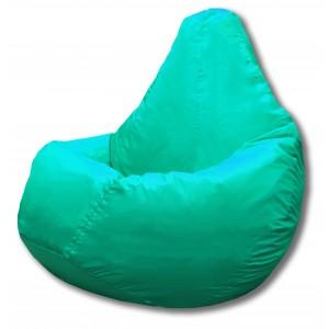 Кресло-мешок Груша Бирюзовая (Дюспо)