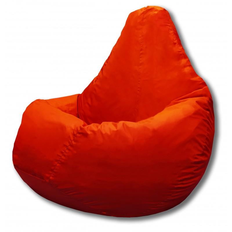 Кресло-мешок Груша Красный (Дюспо)