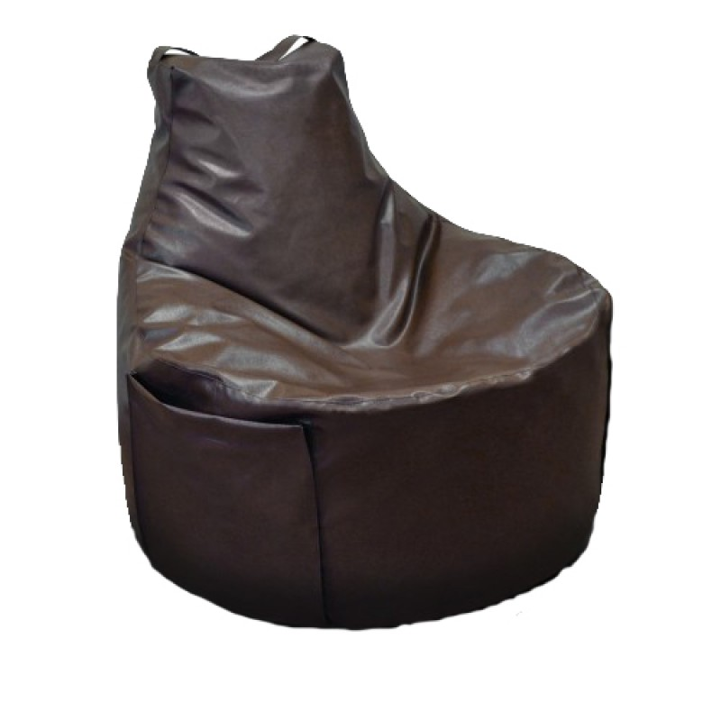 Кресло-мешок Коричневый (  Экокожа )