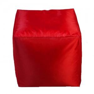 Пуф Кубик Красный