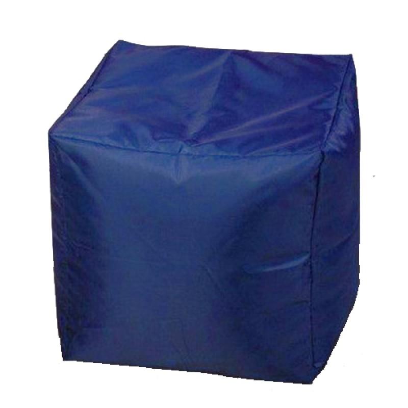 Пуф Кубик Темно-Синий