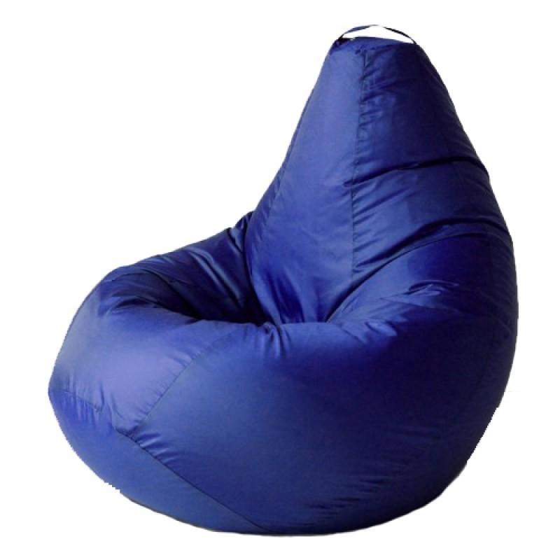 Кресло-мешок Груша Синяя