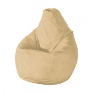 Кресло-мешок Кремовый ( Экокожа )