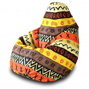 Кресло-мешок Груша Африкан ( Жаккард )