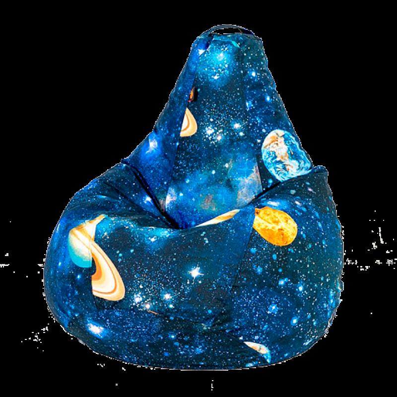 Кресло-мешок Груша Космос ( Жаккард )