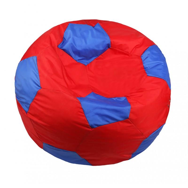 Кресло-мешок Мяч Красно-Синий