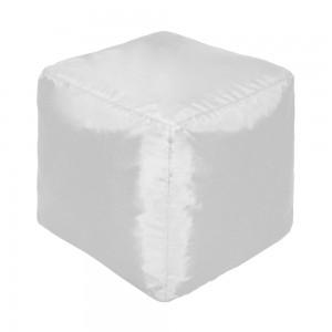 Пуф Кубик Белый
