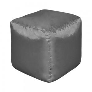 Пуф Кубик Серый