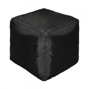 Пуф Кубик Черный