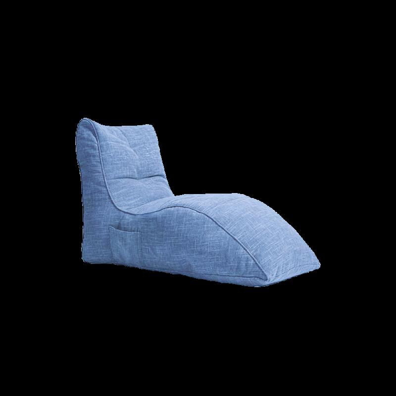 """Кресло """"Релакс"""" (голубое)"""