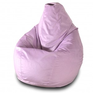 Кресло груша Сиреневый