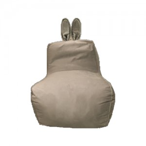 Кресло-мешок Заяц Кремовый