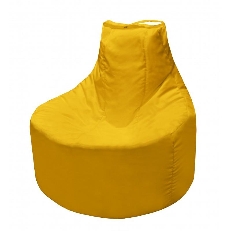 Кресло-мешок Банан Желтый