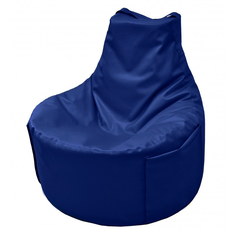 Кресло-мешок Синий (  Экокожа )