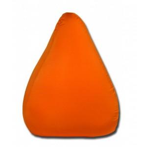 Кресло Мешок из Бифлекса Оранжевый