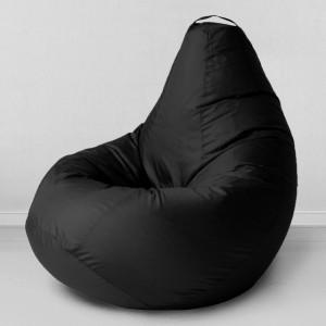Кресло-мешок Груша Чёрная