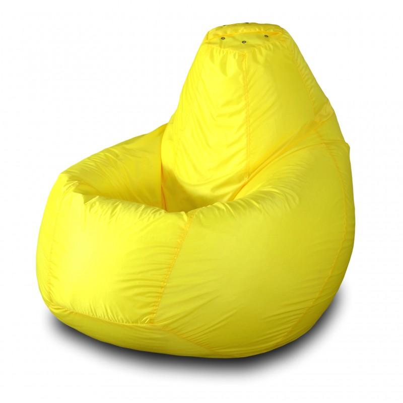 Кресло-мешок Груша Желтый